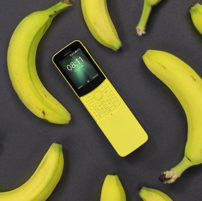 Nokia 8110 'hoi xuan' voi dien mao moi hinh anh