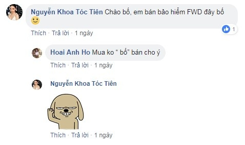 Toc Tien 'chao ban' bao hiem cho gia dinh Ho Hoai Anh hinh anh 2