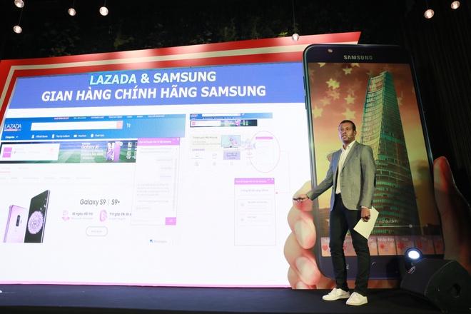 Galaxy J7 Duo giam con 4,69 trieu dong tai Lazada hinh anh 4