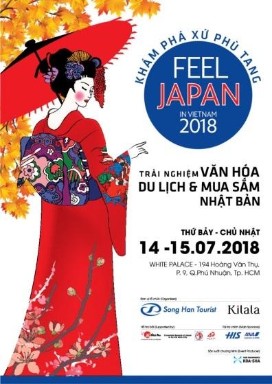 Nhung trai nghiem khong nen bo lo tai le hoi 'Feel Japan 2018' hinh anh 4