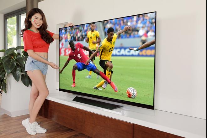 Len doi TV de dang nho chon dung uu dai mua World Cup hinh anh