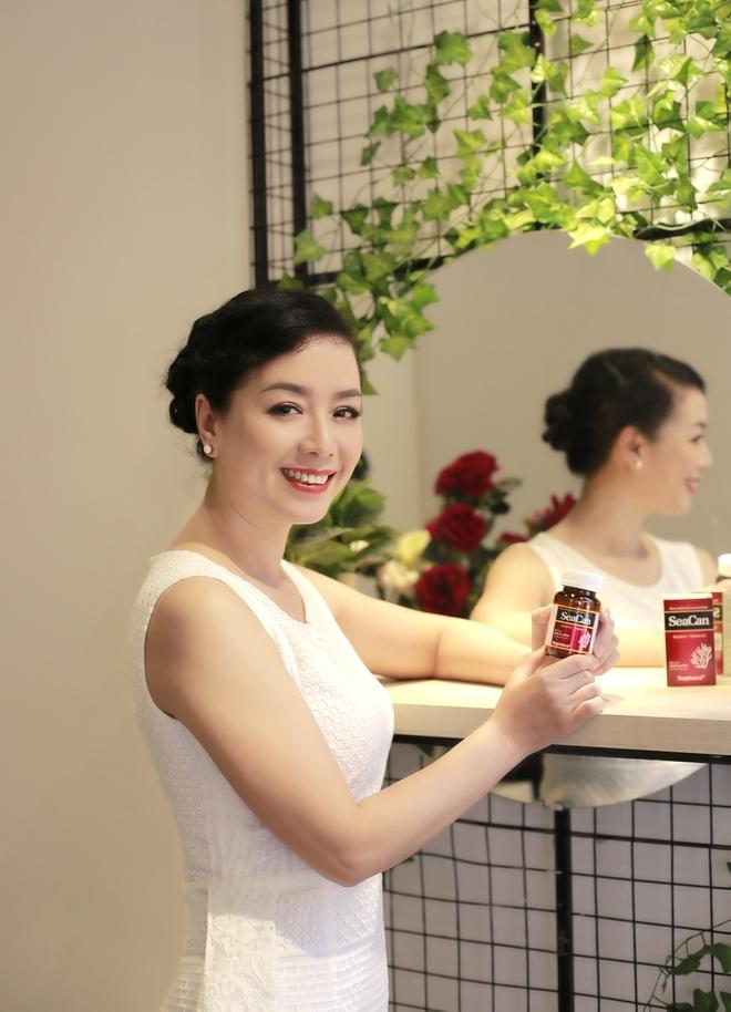 Bi quyet giu ve tre trung cua nu dien vien Chieu Xuan hinh anh 2