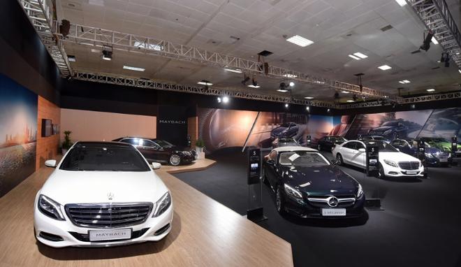 Mercedes GLC sap can moc 5.000 xe tai Viet Nam hinh anh 3