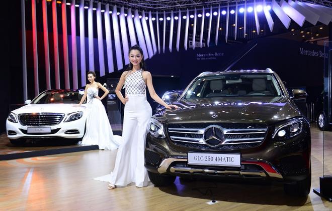 Mercedes GLC sap can moc 5.000 xe tai Viet Nam hinh anh 2