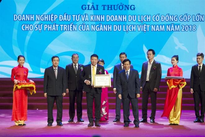 4 cong trinh cua Sun Group duoc ton vinh tai Giai thuong du lich VN hinh anh 1