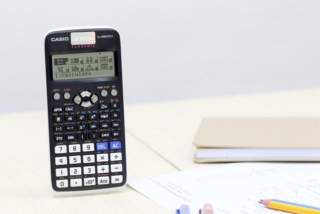 Casio FX-580VN X sap ra mat: Co ngon ngu tieng Viet, 521 tinh nang hinh anh