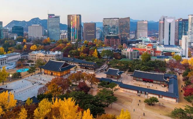 Con duong la do tai Seoul khien du khach ngan ngo hinh anh 6