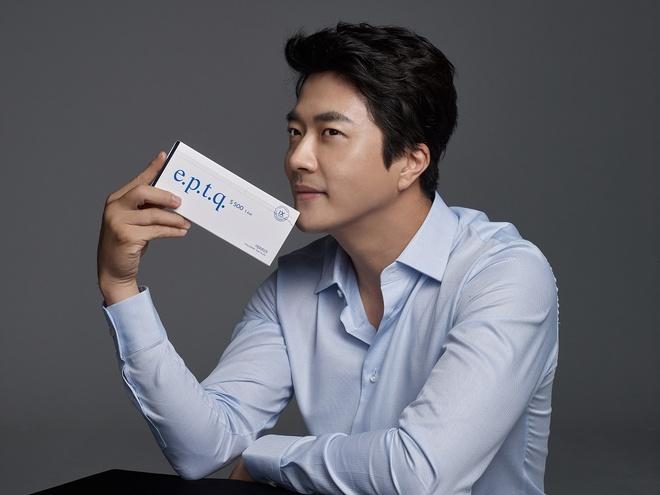 Kwon Sang Woo sang Viet Nam theo loi moi cua Shimex Sai Gon hinh anh 1