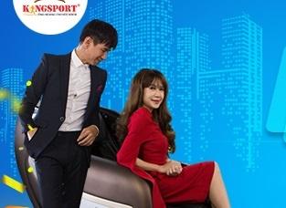 Cung Ly Hai - Minh Ha san deal mung sinh nhat Kingsport hinh anh