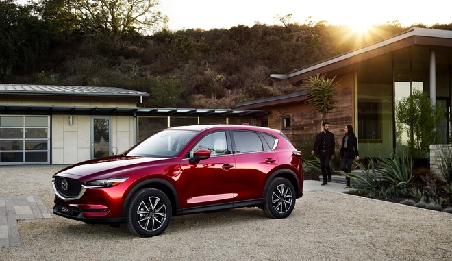 16.500 xe Mazda ban ra tai Viet Nam nua dau 2018 hinh anh 1