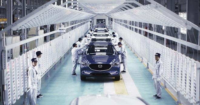 16.500 xe Mazda ban ra tai Viet Nam nua dau 2018 hinh anh 4