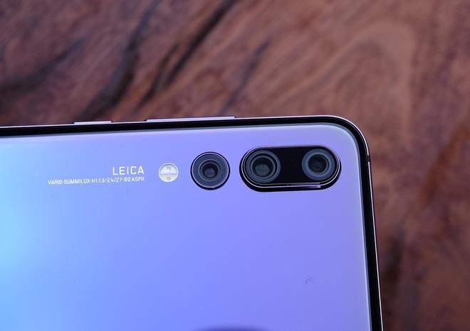 Camera sau cua Huawei P20 Pro duoc nang cap nhu the nao? hinh anh 1