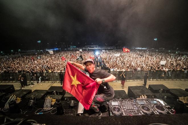 DJ goc Viet Florian Picasso co ten trong DJ Mag top 100 DJs hinh anh 2