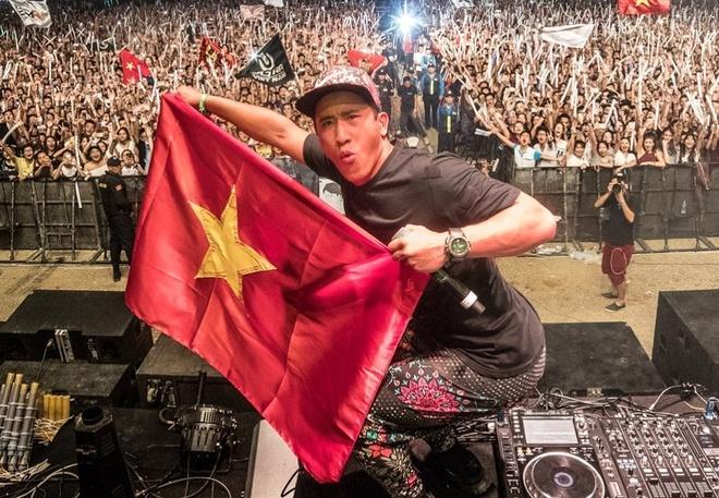 DJ goc Viet Florian Picasso co ten trong DJ Mag top 100 DJs hinh anh