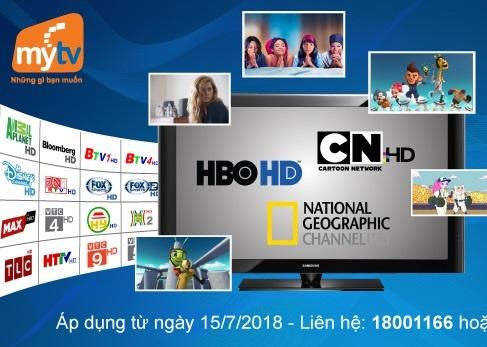 Truyen hinh MyTV tang 25 kenh HD, mien phi kho VOD hap dan hinh anh