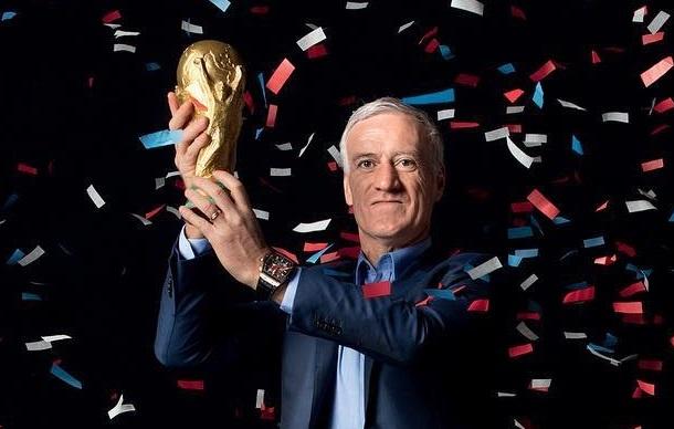 Nhung khoanh khac dang nho cua Hublot tai World Cup 2018 hinh anh