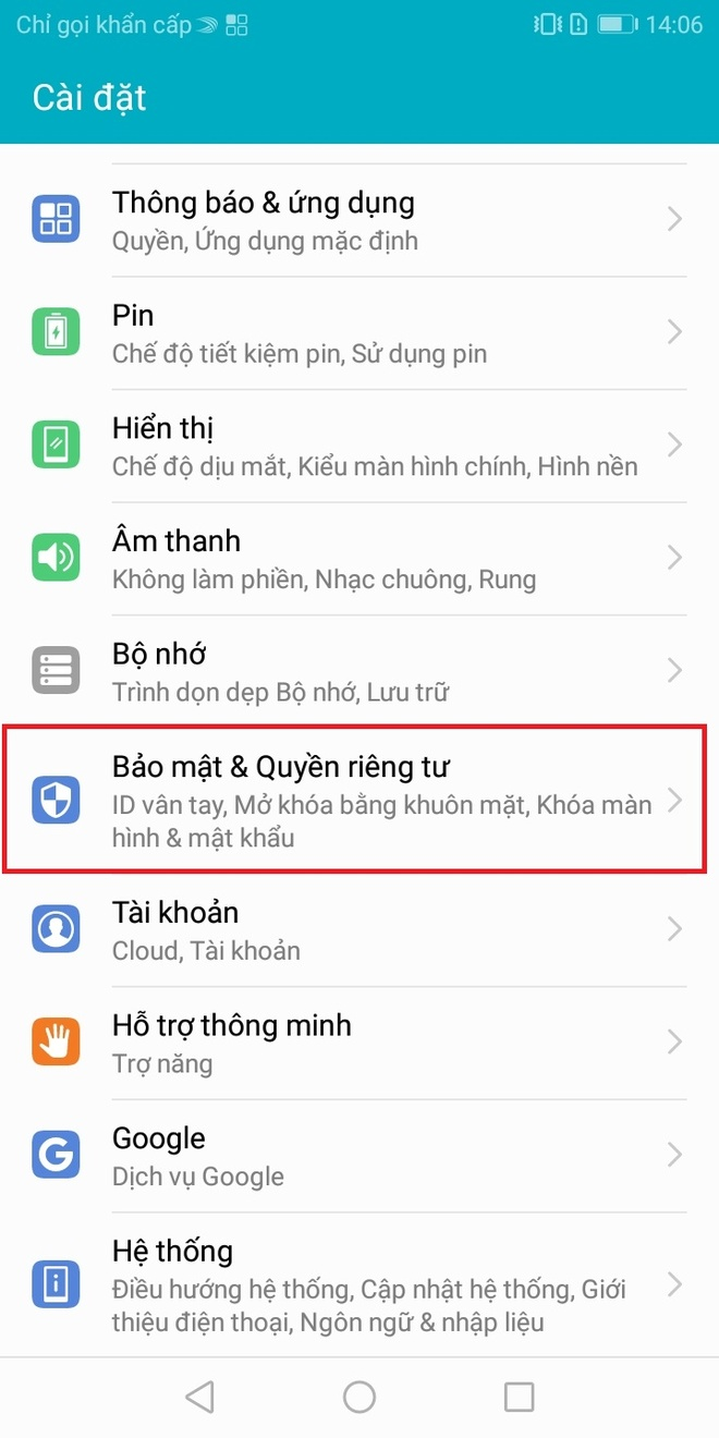 Honor 7A: Smartphone duoi 3 trieu, trang bi Face Unlock hinh anh 2
