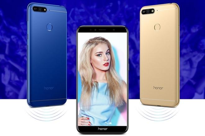 Honor 7A: Smartphone duoi 3 trieu, trang bi Face Unlock hinh anh 5