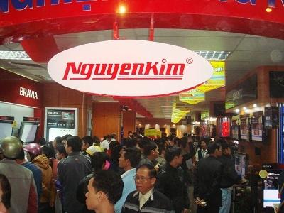 Nguyen Kim uu dai lon trong tuan le vang hinh anh