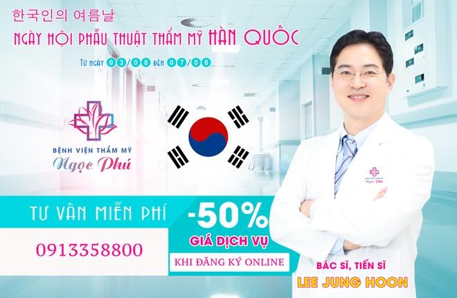 Benh vien Tham my Ngoc Phu anh 5