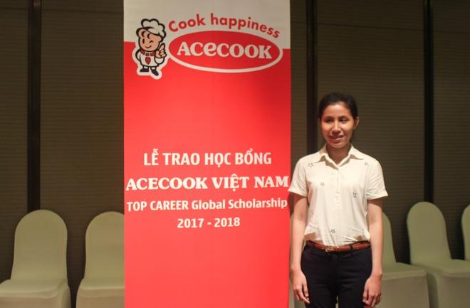 Muon cach hien thuc hoa uoc mo nho hoc bong Acecook Viet Nam hinh anh 2