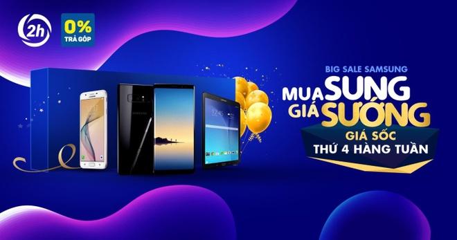 4 smartphone Samsung dang mua danh cho sinh vien hinh anh 6