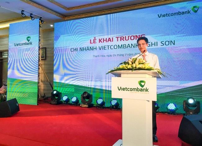 Vietcombank khai truong hoat dong chi nhanh Nghi Son hinh anh 5