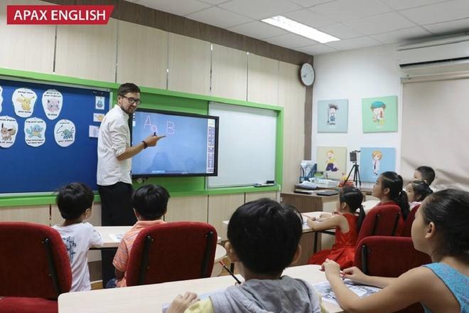 Shark Thuy: 'Phuong cham cua Apax English la Muon - Gianh - Dan' hinh anh 2