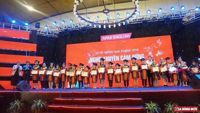 Shark Thuy: 'Phuong cham cua Apax English la Muon - Gianh - Dan' hinh anh 3