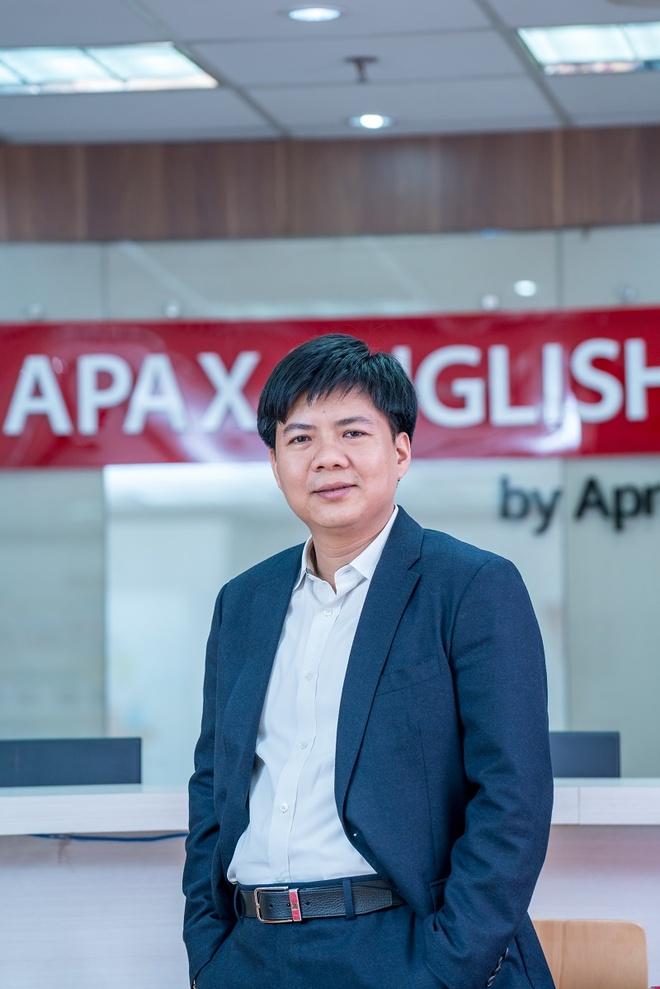 Shark Thuy: 'Phuong cham cua Apax English la Muon - Gianh - Dan' hinh anh 1