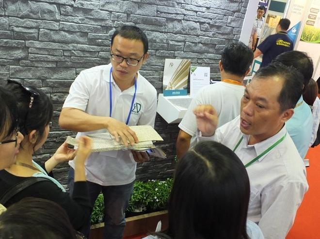Taiwan Green Expo 2018: San pham than thien moi truong len ngoi hinh anh