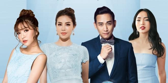 Pham Huong, Bich Phuong, Chau Bui do phong cach trong 'The Perfume' hinh anh