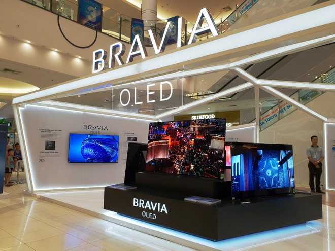 Trai nghiem am thanh Acoustic Surface, Playstation tren Bravia OLED TV hinh anh 1