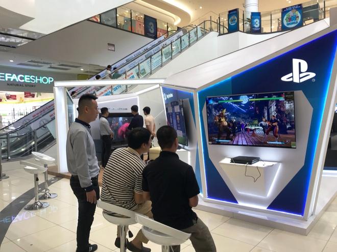 Trai nghiem am thanh Acoustic Surface, Playstation tren Bravia OLED TV hinh anh 7