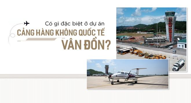 Co gi dac biet o du an cang hang khong quoc te Van Don? hinh anh