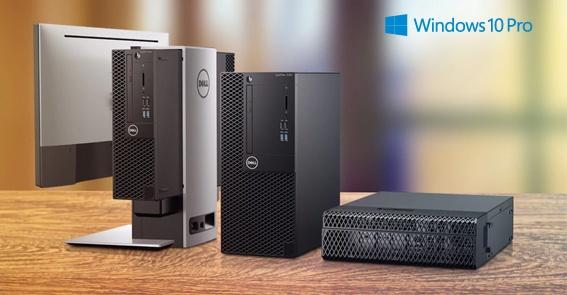 Dell Optiplex 3060 Mini Tower - may tinh nho gon, tiet kiem khong gian hinh anh 1