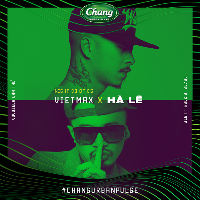 Chuoi su kien underground Chang Urban Pulse 2.0 do bo Can Tho hinh anh 1