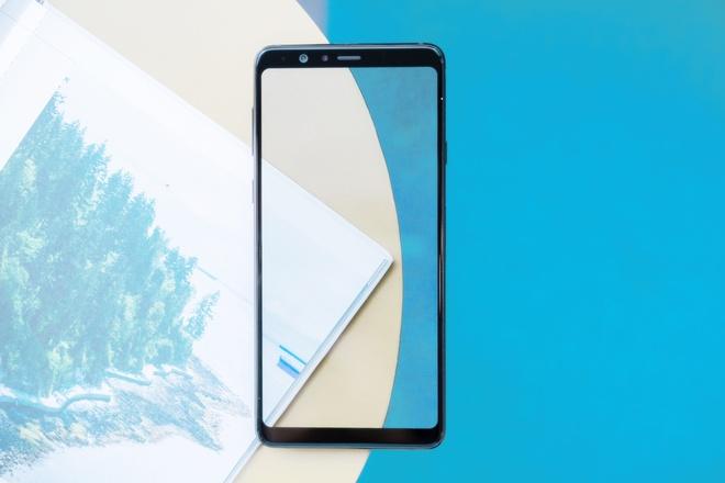 Galaxy A8 Star: Man hinh 6,3 inch, toi uu da tac vu hinh anh 2