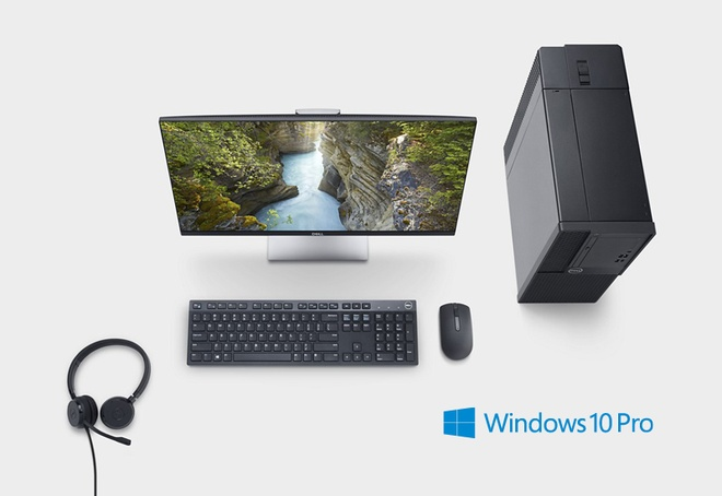 Dell Optiplex 3060 Mini Tower - may tinh nho gon, tiet kiem khong gian hinh anh 3
