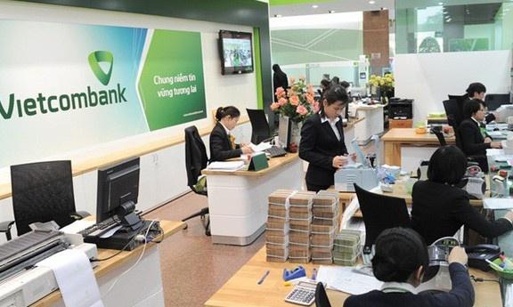 Loi nhuan 2017 cao nhat he thong, Vietcombank lan 2 lot top NH uy tin hinh anh