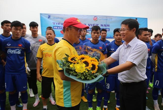 Mon qua bat ngo cho cac cau thu U23 Viet Nam truoc them giai dau hinh anh 3