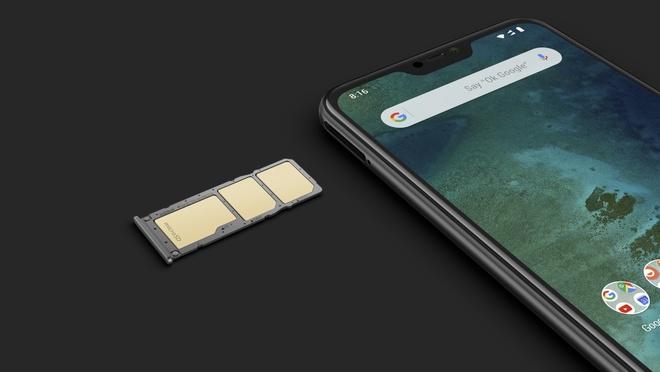 Mi A2 Lite: Smartphone tam trung so huu camera kep, lam dep bang AI hinh anh 5
