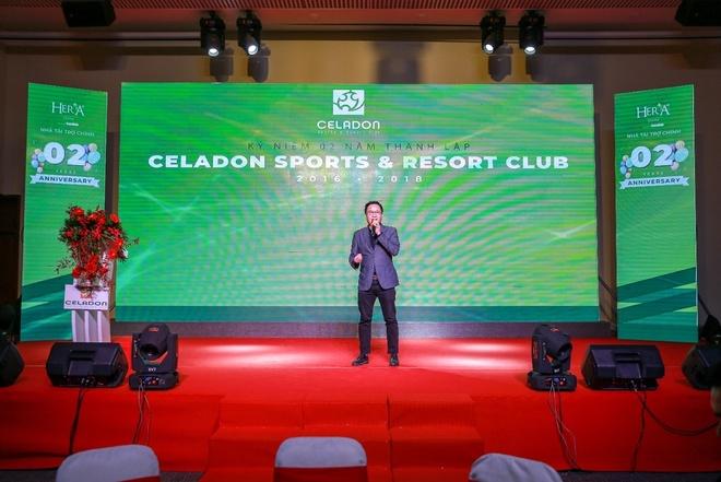 Gamuda Land ky niem 2 nam thanh lap Celadon Sports & Resort Club hinh anh 7
