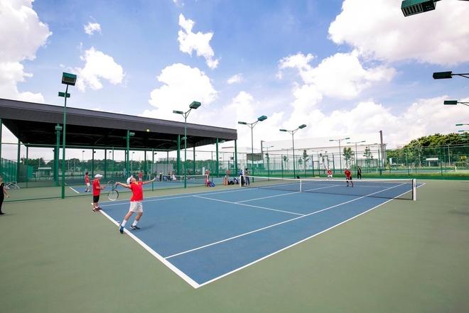 Gamuda Land ky niem 2 nam thanh lap Celadon Sports & Resort Club hinh anh 9