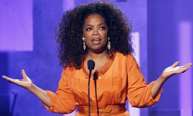 'Nhung dieu toi biet chac': Cau chuyen cuoc doi cua Oprah Winfrey hinh anh