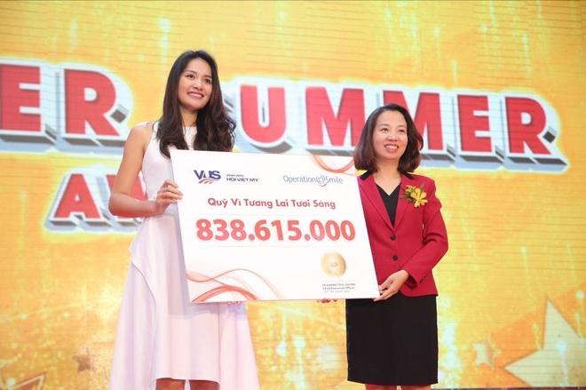 Vinh danh hon 400 hoc vien tai nang tai 'Super Summer Awards' hinh anh 3