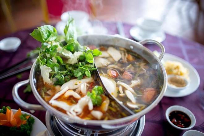 Thuong thuc buffet lau rau tu 99.000 dong/khach tai Da Lat hinh anh 3