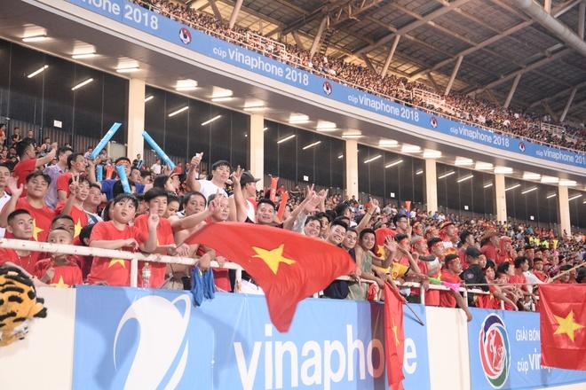 U23 Viet Nam vo dich, VNPT hoanh thanh su menh Cup VinaPhone 2018 hinh anh 3