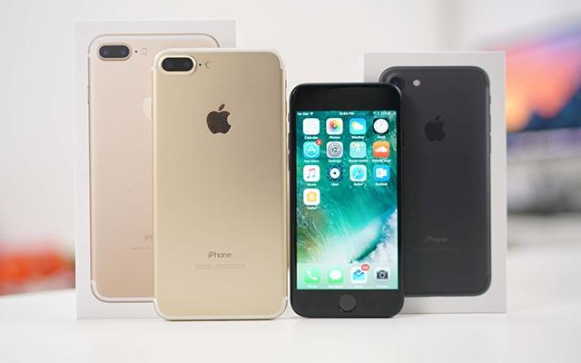 Mua iPhone 7, 7 Plus tra truoc 4 trieu, trung vang tai Di Dong Viet hinh anh