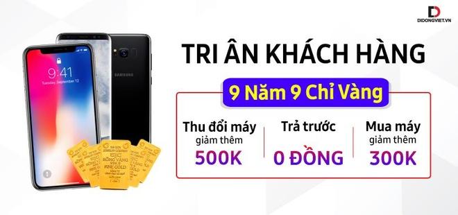 iPhone 6S/6S Plus tra truoc 2 trieu, trung vang 9999 tai Di Dong Viet hinh anh 3